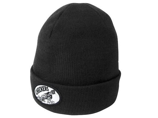 KNIT CAP SPEED ADDICT CHECKERS