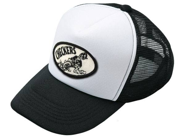 MESH CAP CHECKERS