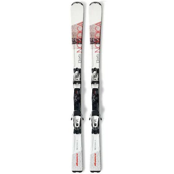 ノルディカ 15-16 スキー ELEXA EVO + N ADV P.R. EVO (BINDING SET) NORDICA
