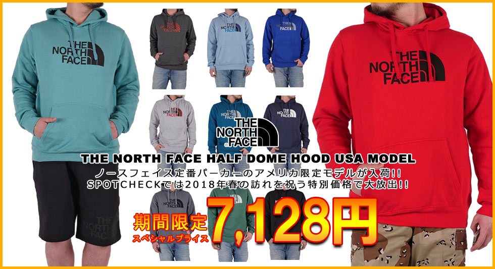 THE NORTH FACE USA HOOD
