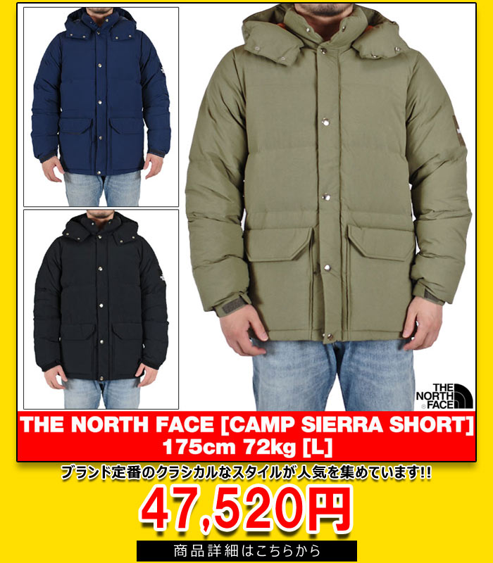 THE NORTH FACE CLASSIC DOWN