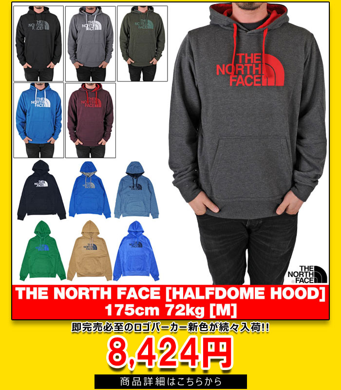 THE NORTH FACE HALFDOME PULL