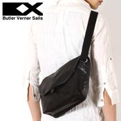Butler Verner Sails/日本製ポニーメッセンジャーバッグ