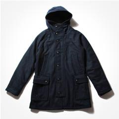 Audience/ライトウールメルトンオールドN3Bジャケット
