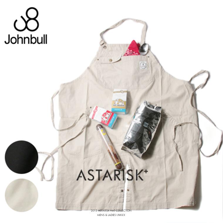 Johnbull/日本製ダックエプロン