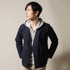 Upscape Audience/日本製ヘビーオックスサムエジャケット