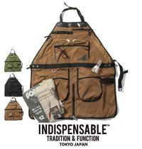 """INDISPENSABLE/エプロンバッグ""""SKINZ"""""""