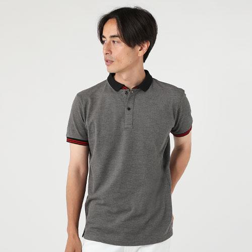 Buyer's Select/クールマックスストレッチ半袖ポロシャツ