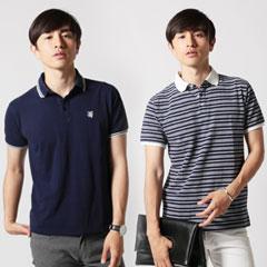Buyer's Select/TC鹿の子ポロシャツ