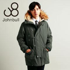 Johnbull/メモリーダブルクロスピーチシンサレートN-3Bジャケット