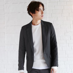 VIBGYOR×SPUTNICKS/日本製テーラードジャケット