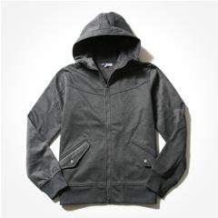 WIND INTERDICT ミリタリーボリュームネックパーカージャケット