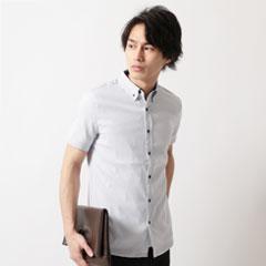 SPU/360°ハイストレッチ半袖シャツ