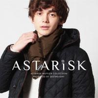ASTARISK/ダウンフェザーミニネックウォーマーポッケタブル