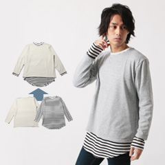 Buyer's Select/カットソーアンサンブル2枚1組セット