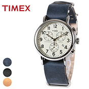 TIMEX/The Weekender Collection クロノグラフ腕時計