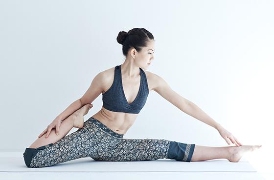 動きやすく、軽く、お手入れのしやすい、おしゃれなヨガウェア ヨガテコ yogateko