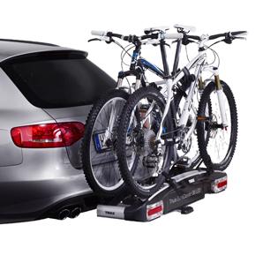 AUDI A4 AVANT 01-04 2 BICYCLE REAR MOUNT CARRIER CAR RACK BIKE CYCLE