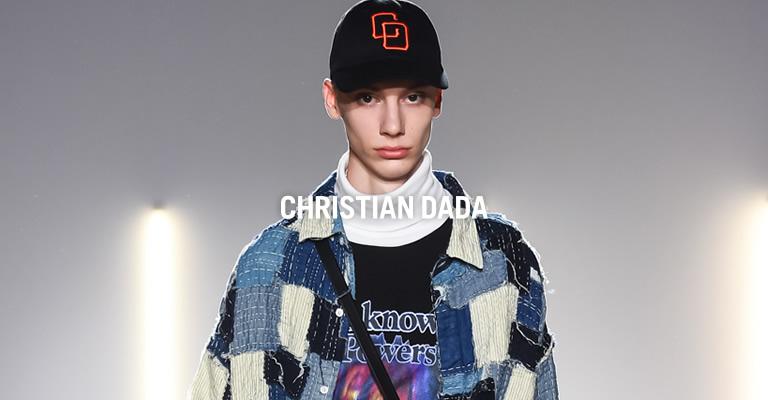 CHRISTIAN DADA 2018AW