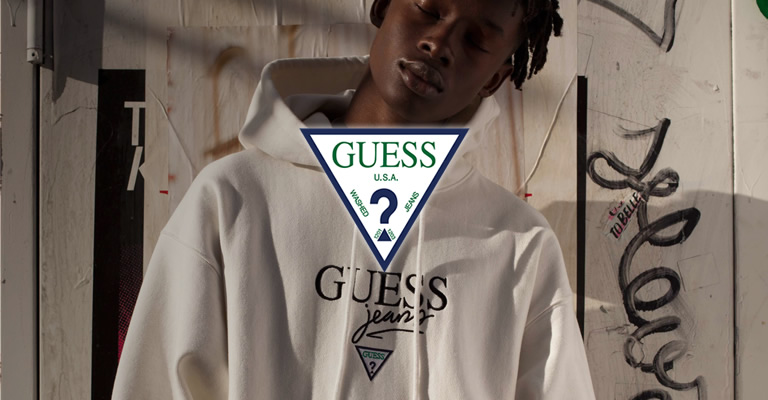 GUESS GREEN LABEL 2018SS