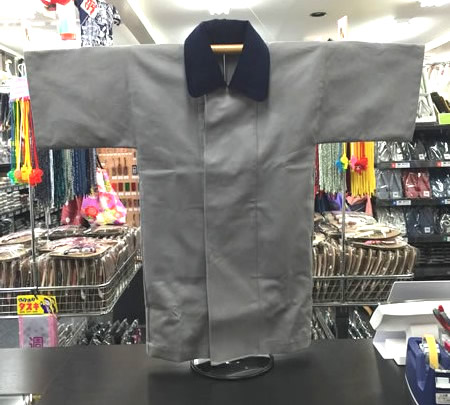 被布コート 子供用