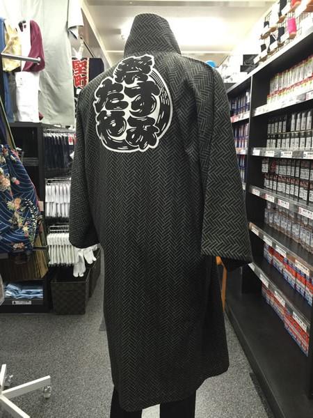 被布コート