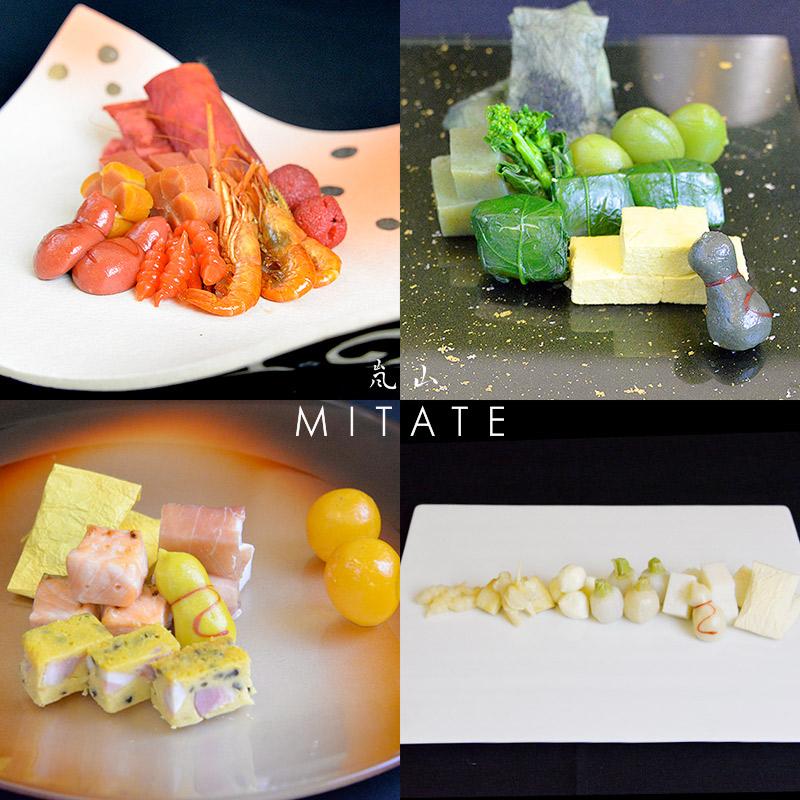 mitate osechi003 - フレンチの名店/嵐山MITATEのおせち(2019)がめちゃ美味しそう