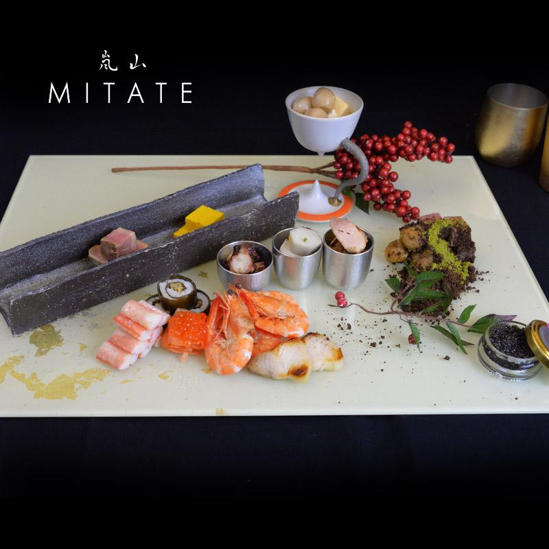 mitate osechi004 - フレンチの名店/嵐山MITATEのおせち(2019)がめちゃ美味しそう