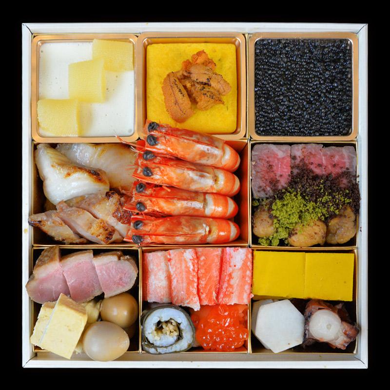 mitate osechi007 - フレンチの名店/嵐山MITATEのおせち(2019)がめちゃ美味しそう