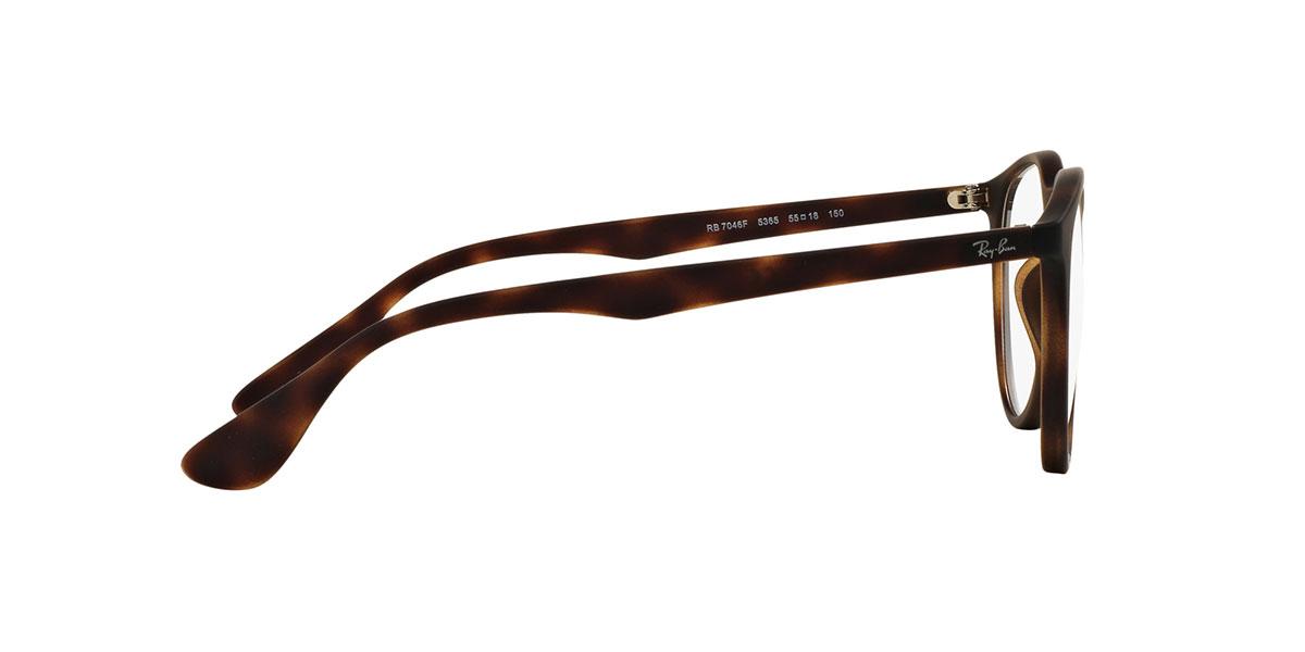 9e96b2c7be73 プラダ 正規販売店 レイバン RX7046F 5365 55サイズ Ray-Banレイバン メガネ フレーム エリカRB7046F 5365  55サイズ オンライン メガネ 送料無料 フレーム 眼鏡 めがね ...