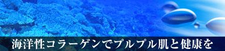 マリンコラーゲン(海洋性コラーゲン)