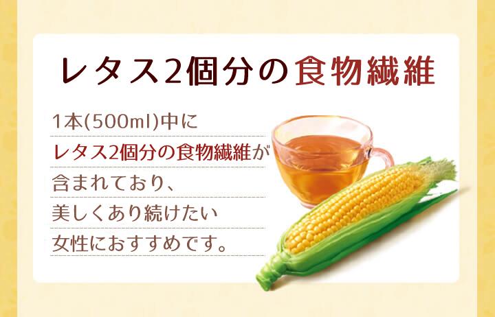レタス2個分の食物繊維
