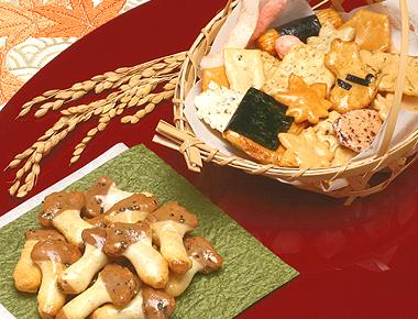 京都のおとりよせあられ 秋の収穫祭