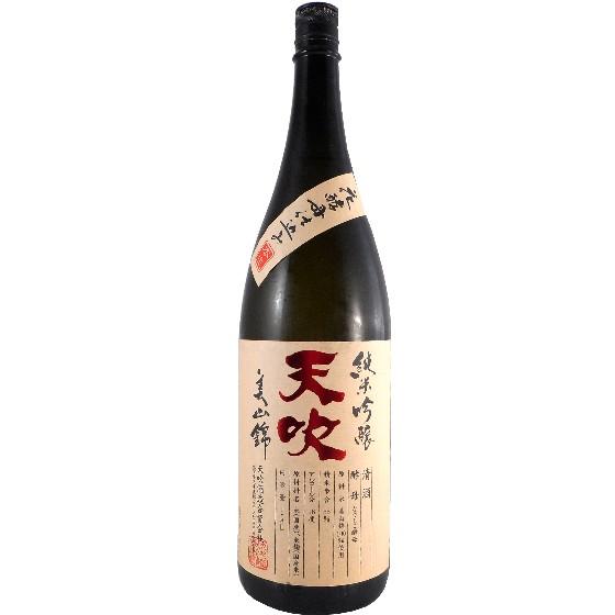 天吹 純米吟醸 美山錦 生  1800ml