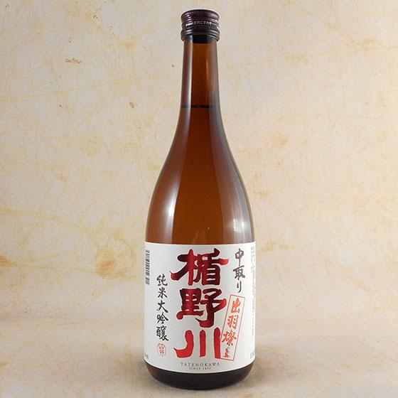 楯野川 純米大吟醸 清流 1800ml