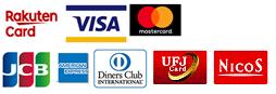 クレジットカード会社ロゴ
