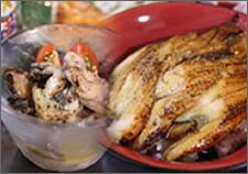 焼き牡蠣、焼き穴子などおつまみ