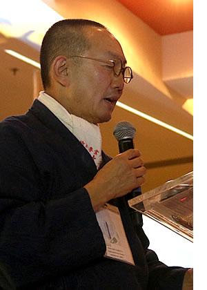 竹虎四代目 世界竹会議基調講演