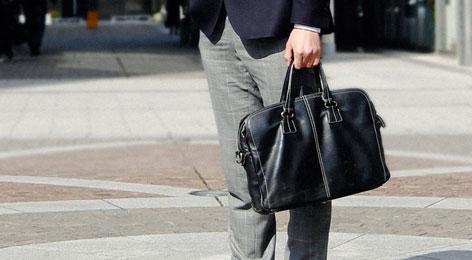 土屋鞄がつくる、ブリーフケースの魅力