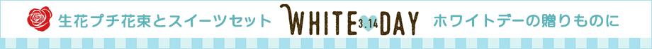 ホワイトデーおすすめ商品