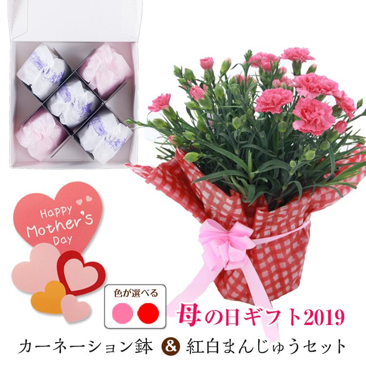 【母の日】ギフトに♪カジュアルバッグ、生花の花束付、メッセージカード無料