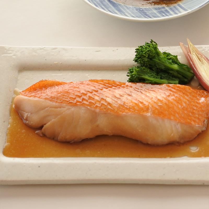 金目鯛のコク煮