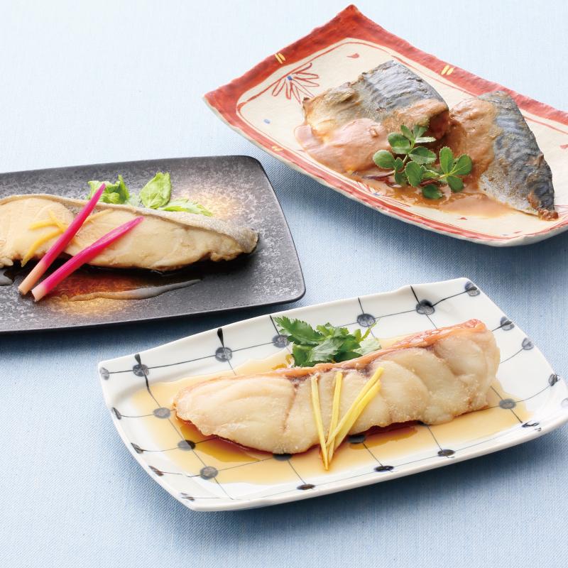 ことこと煮魚セット8P入