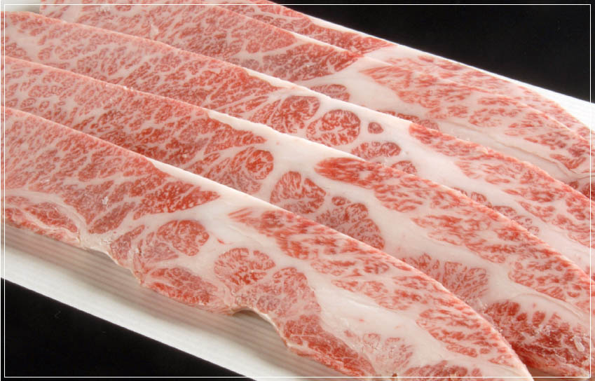 松阪牛肉大理石花纹特别