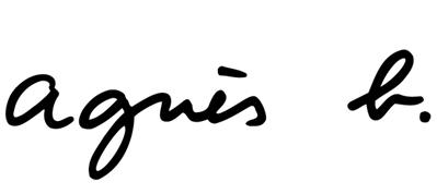 agnes b. アニエスベーのロゴ