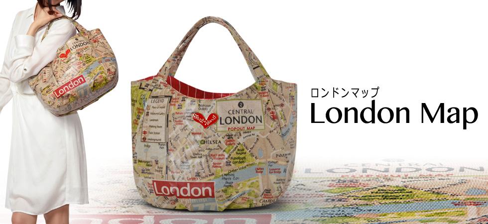 ロンドンマップ