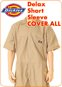 DELAX SHORT SLEEVE COVER ALL