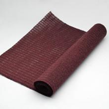 麻布茶席(酒紅色)