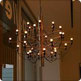 ジノ・サルファッティ 50valve 30valve ランプ