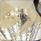 ヴァーナー パントン FUN SHELL LAMP(スタンドランプ)